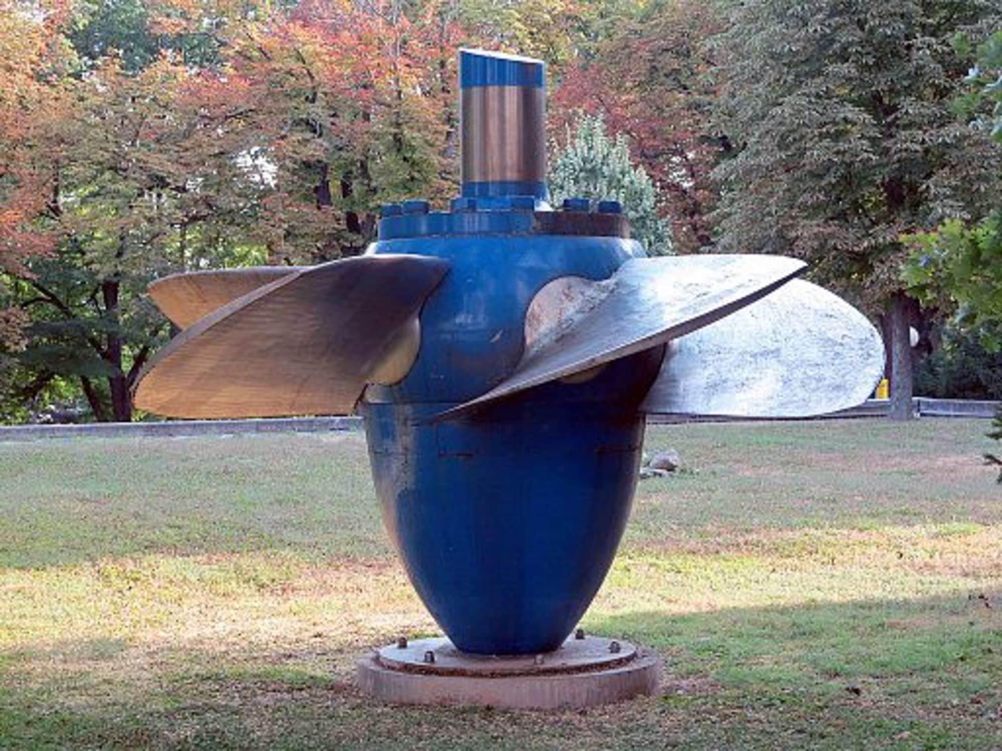 Die Kaplan-Turbine, eine österreichische Erfindung