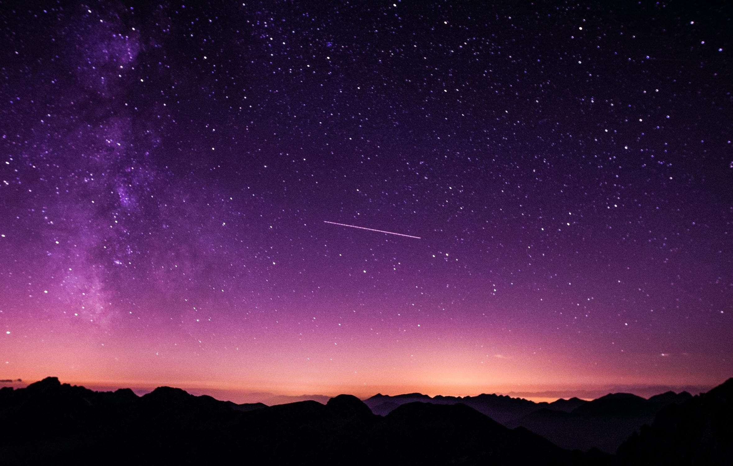 Symbolbild für Astronomie, an der Florian Freistetter sehr interessiert ist