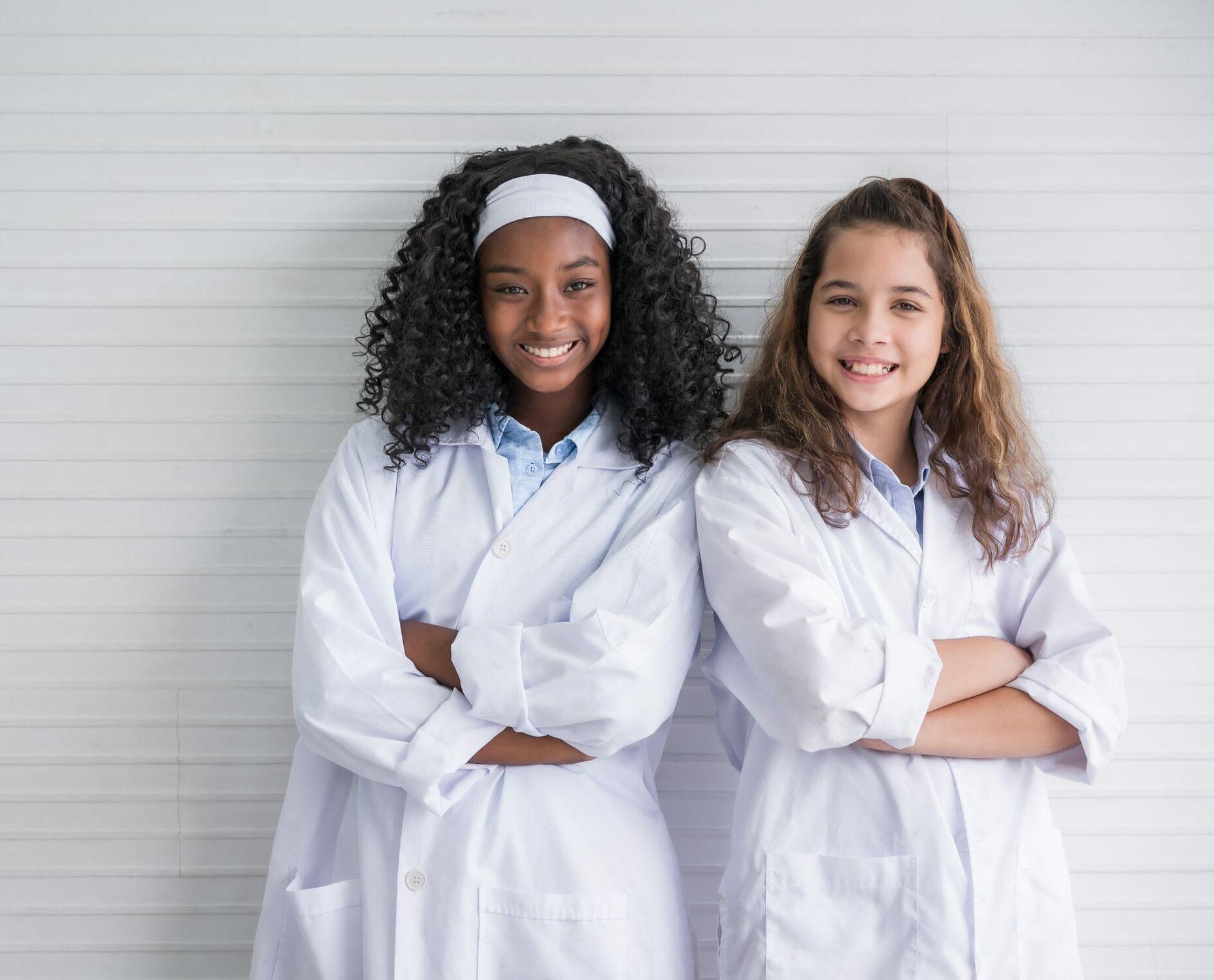 Girls! TECH UP Mädchen und Frauen in Elektrotechnik & IT