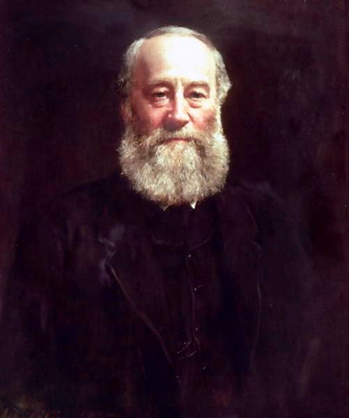 Porträt des James Joule von John Collier