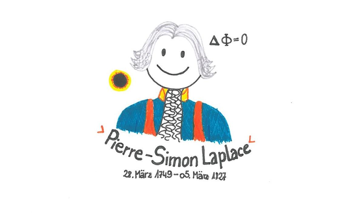 Illustration von Pierre-Simon Laplace