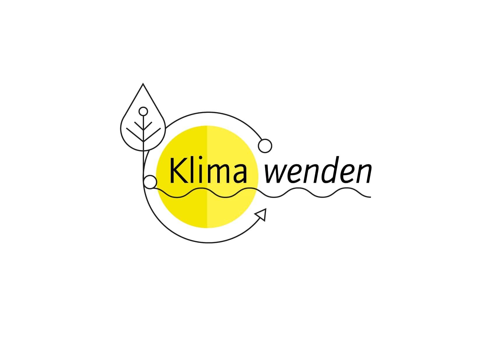 Logo zum Videowettbewerb Klima wenden von ScienceClip.at