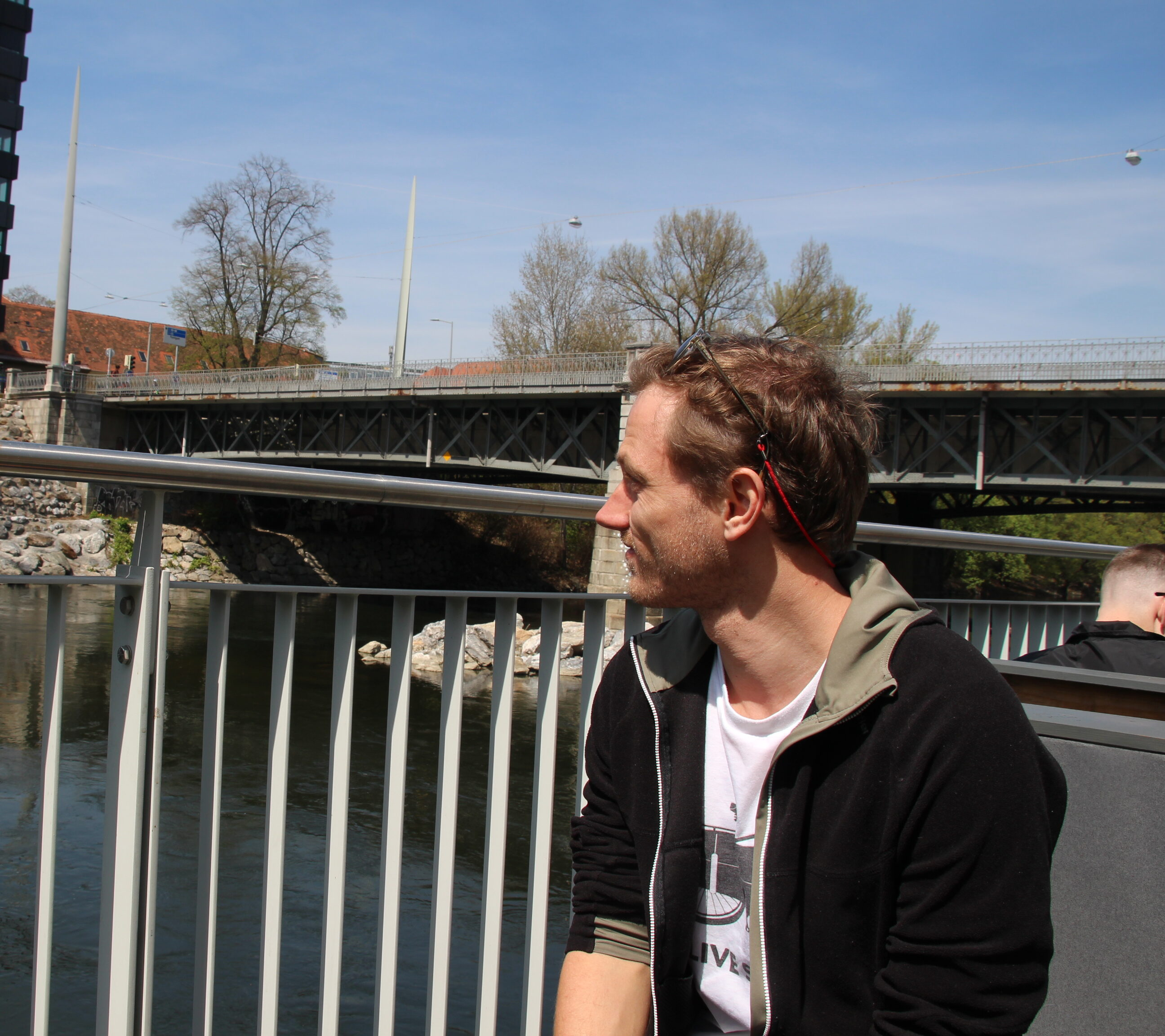 Malwin Haas, Program Manager im Bereich E-Mobilität, im Interview