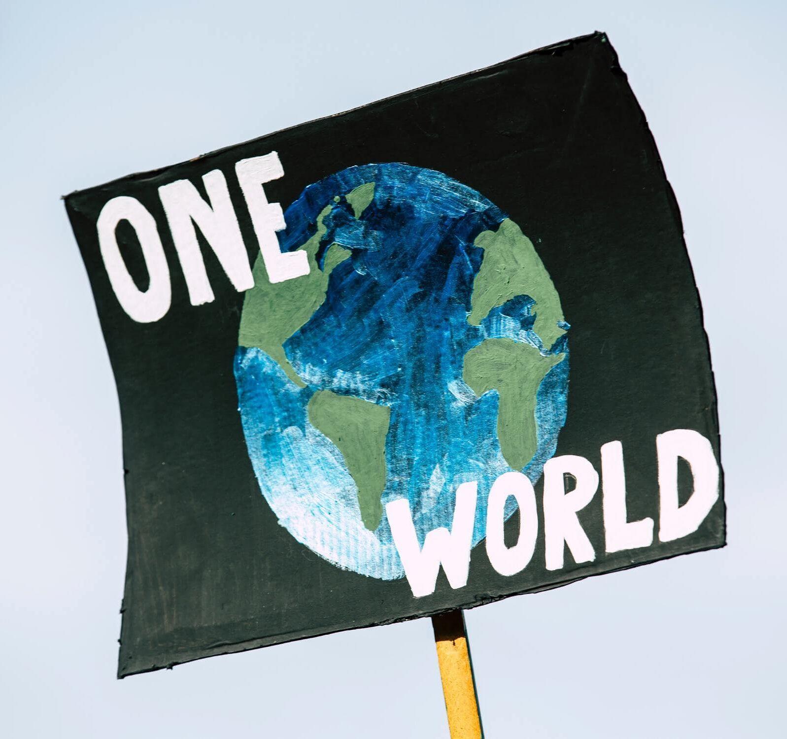 Ein Planet Erde: Zum Glück gibt es mittlerweile HTLs mit Schwerpunkt Umwelttechnik