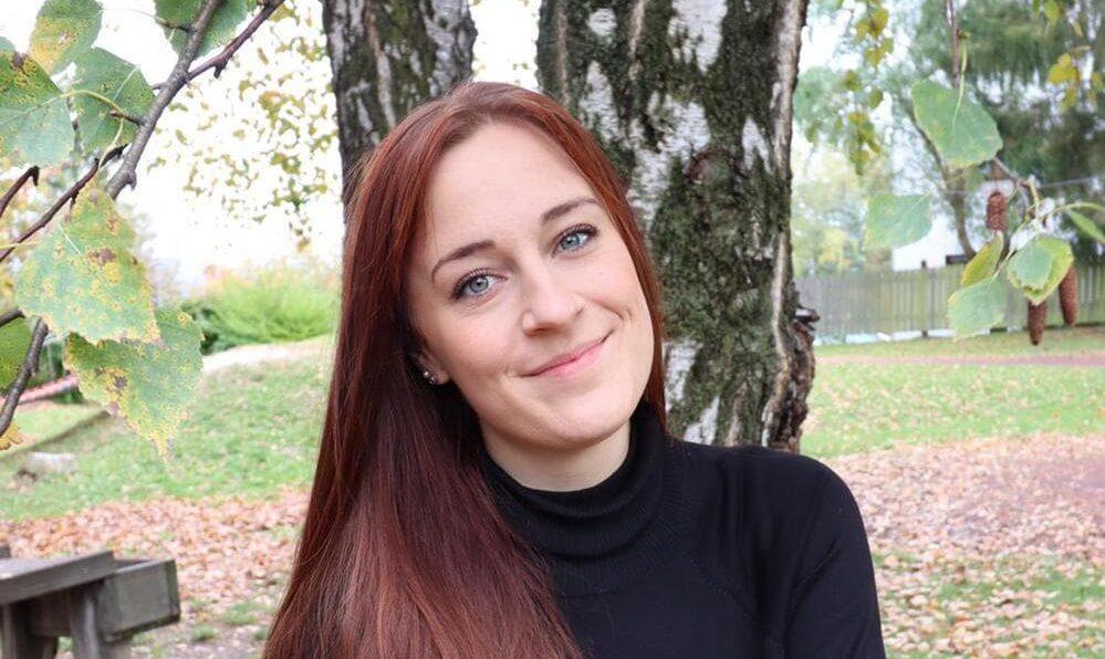 Waagentechnikerin Nicole Kögler