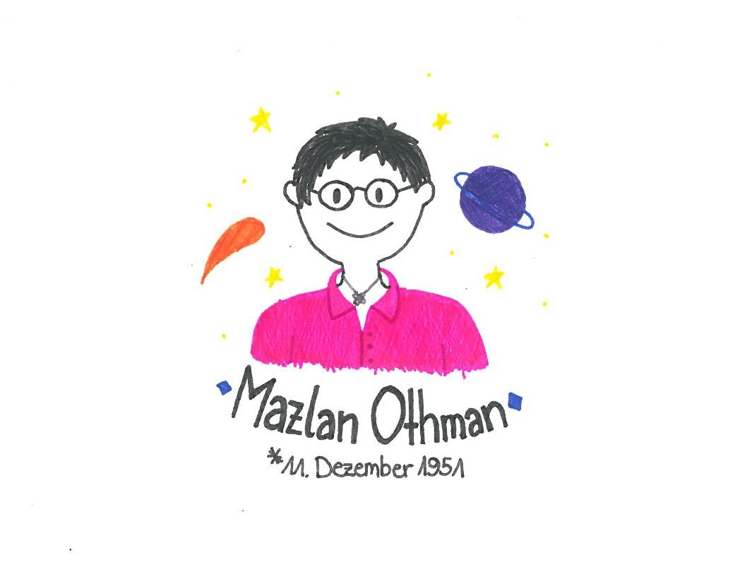 Illustration von Mazlan Othman