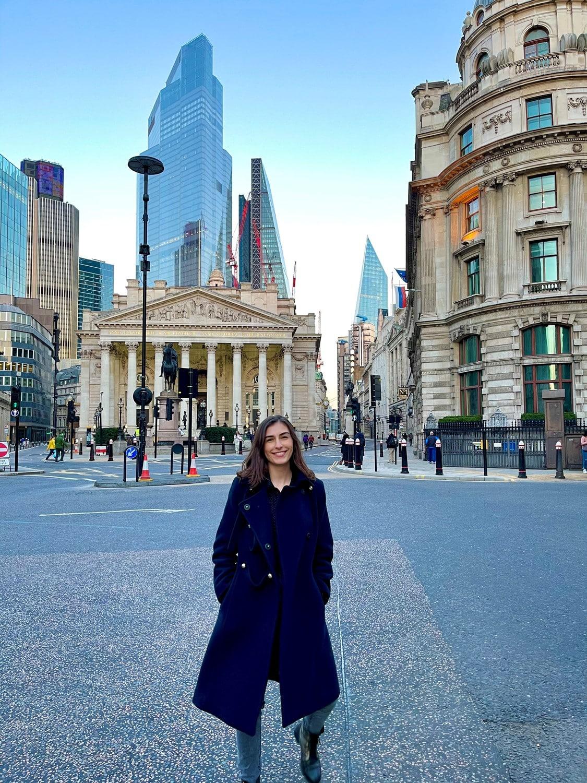 Pauline Mercier von Citrix in London