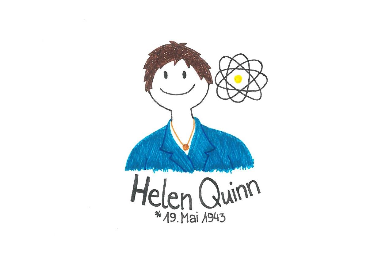 Illustration von Helen Quinn