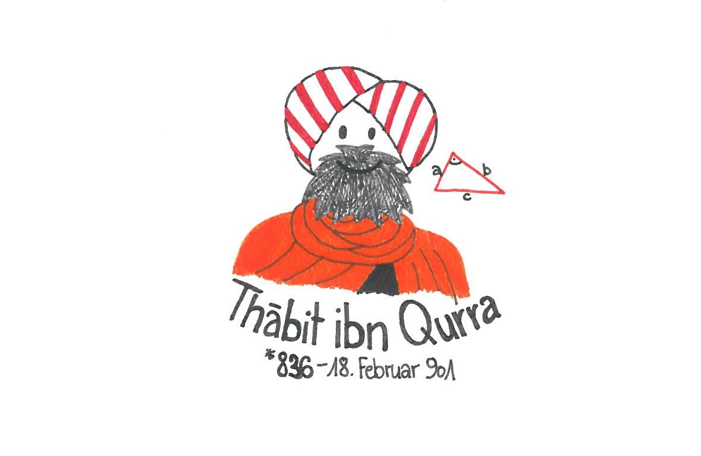 Illustration von Thābit ibn Qurra