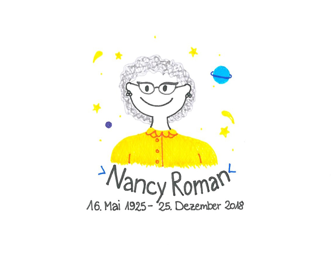 Illustration von Nancy Roman