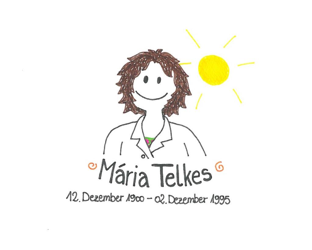 Illustration von Mária Telkes