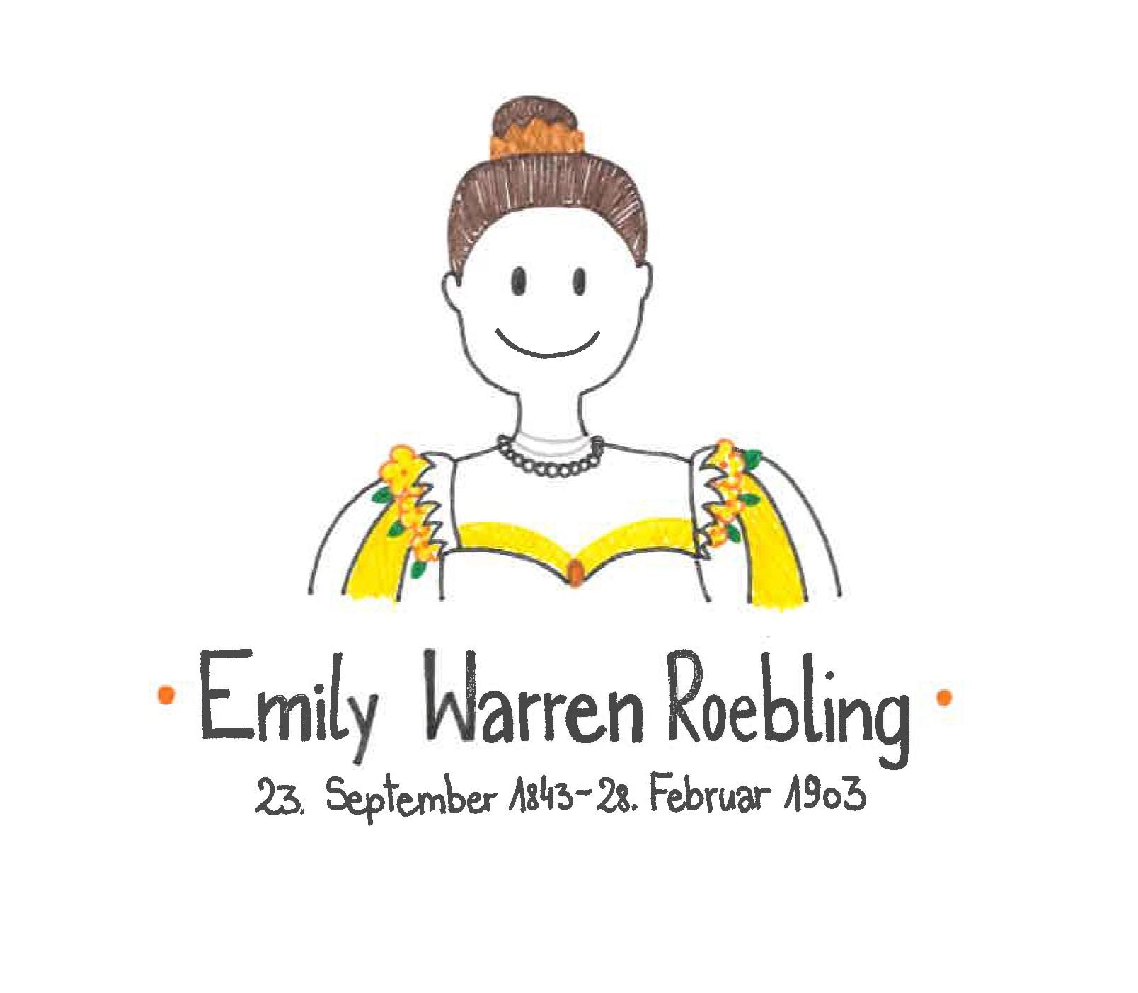 Illustration von Emily Warren Roebling
