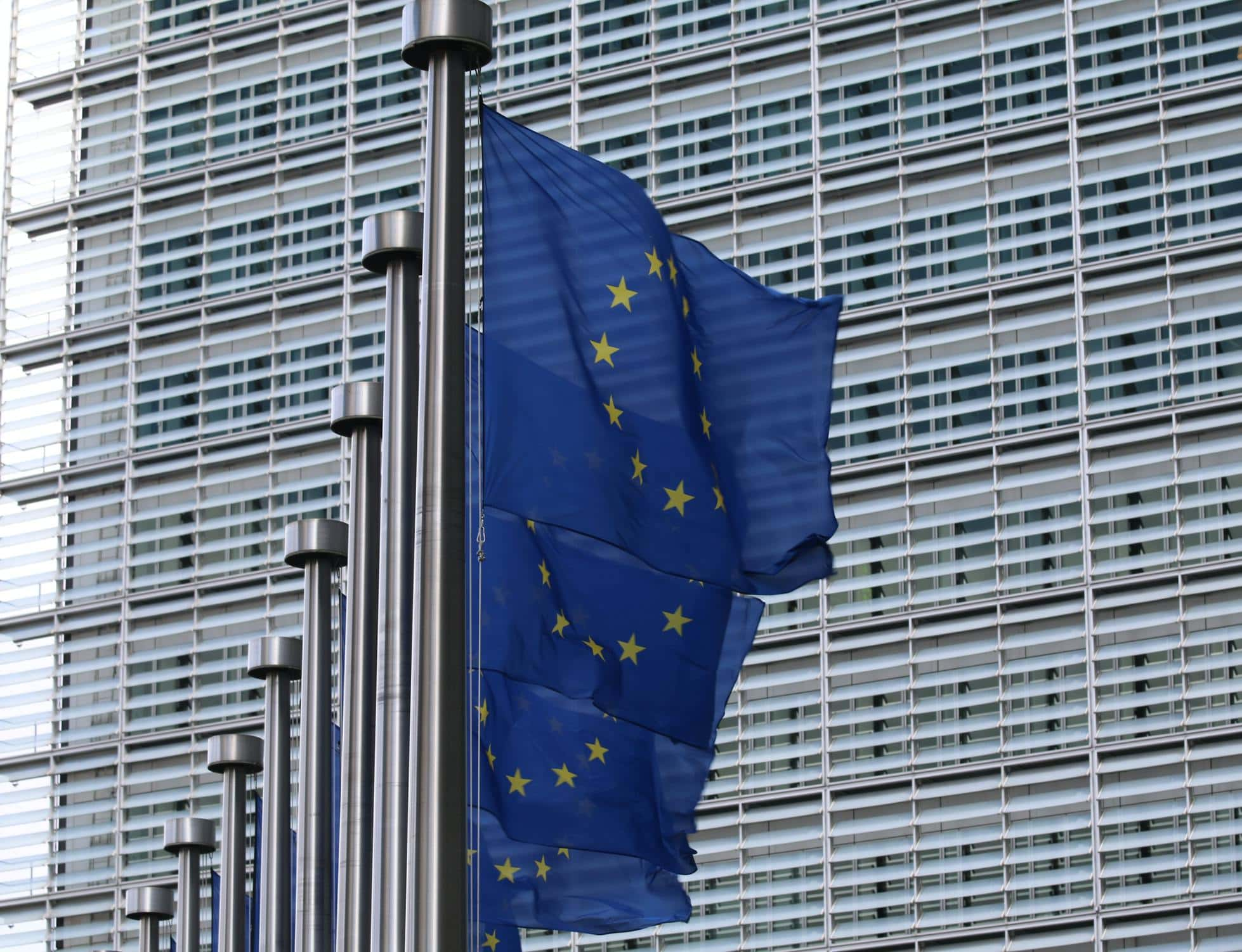 Die Wiener Netze halten sich an die Regeln der EU (von der die Flagge zu sehen ist)