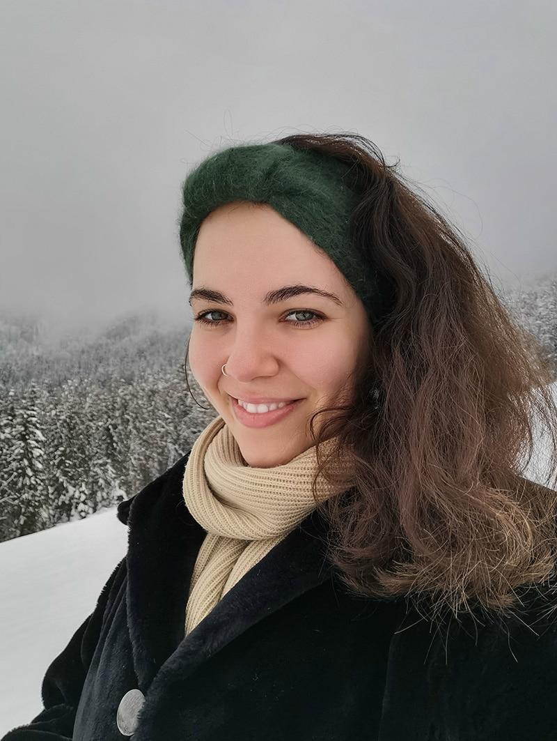 Viktoria Schinnerl, Illustratorin der Wissenschaftskatze Clippy