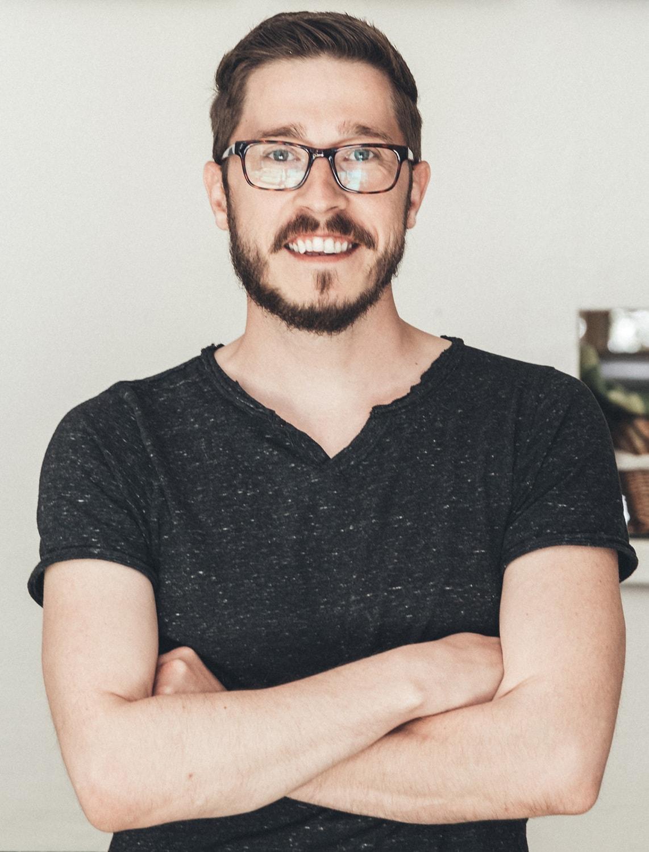 Stefan Haas, Webdeveloper von LET'S TECH