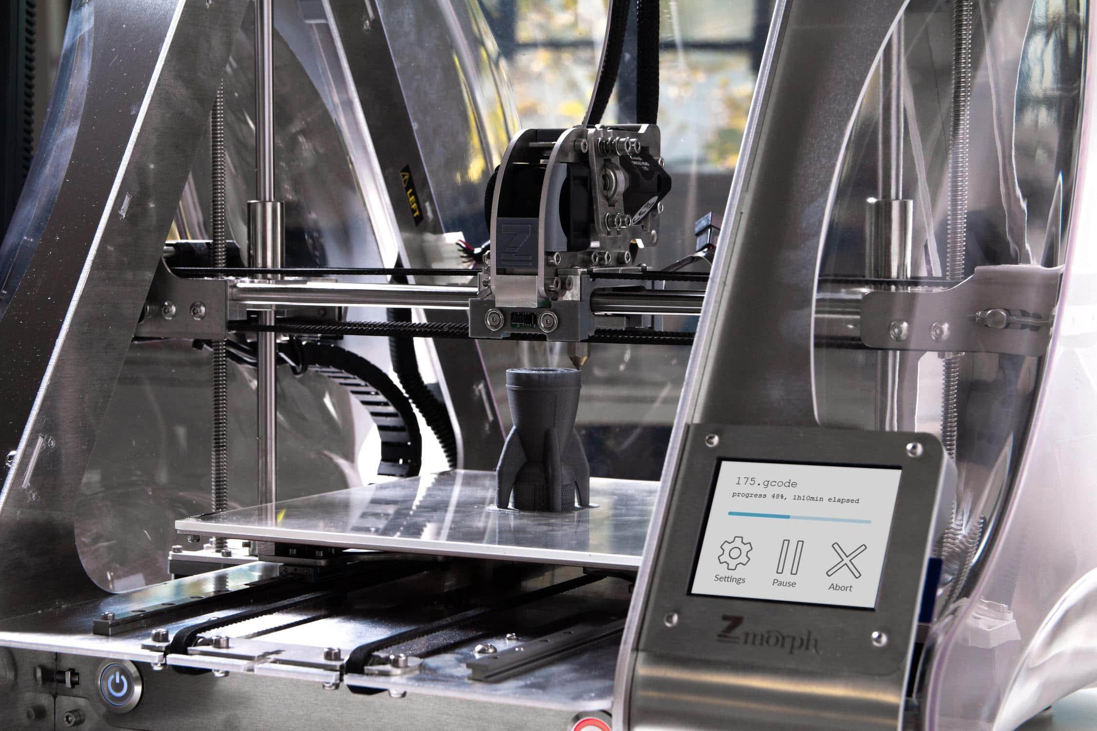 3D-Drucker für Bionik