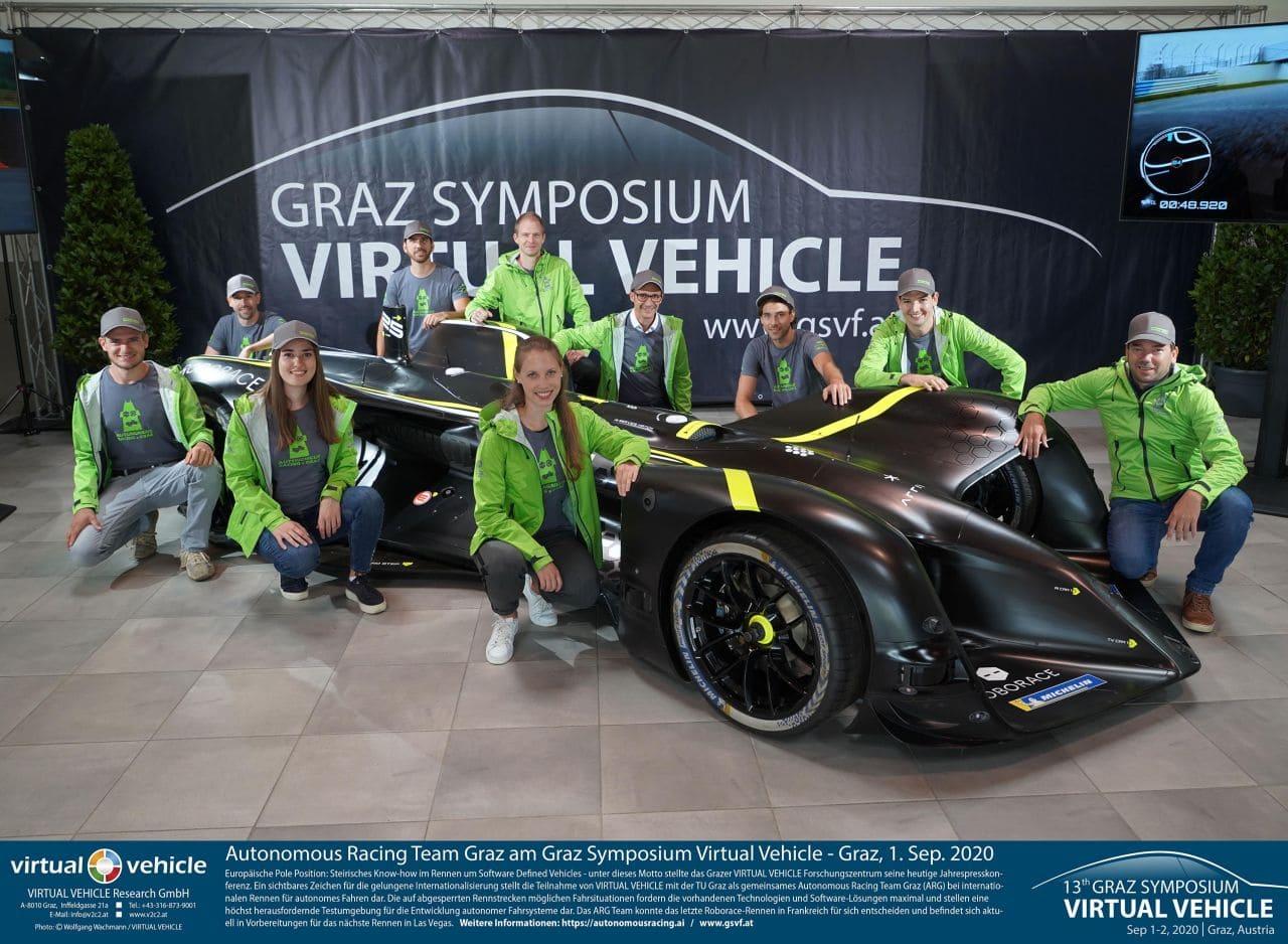 ARG Autonomous Racing Graz Robo Race Team